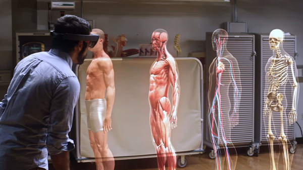 ar and vr in healthcare